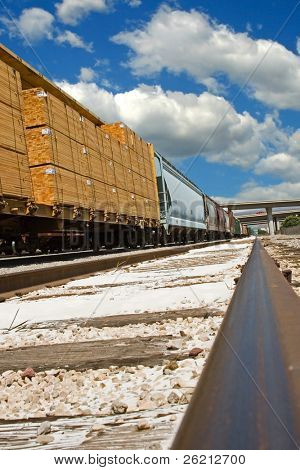 The many means of transporting the cargo and freight of world trade