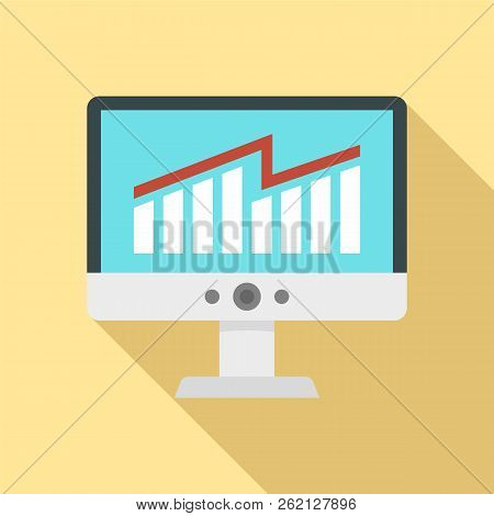 Solving Business Strategy Icon. Flat Illustration Of Solving Business Strategy Vector Icon For Web D