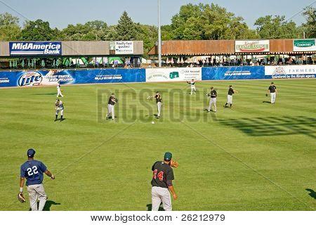 Minor League Baseball all-star game