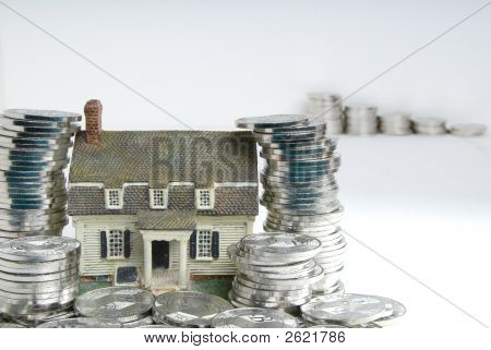 Stacks Of Debt #4 - House Series