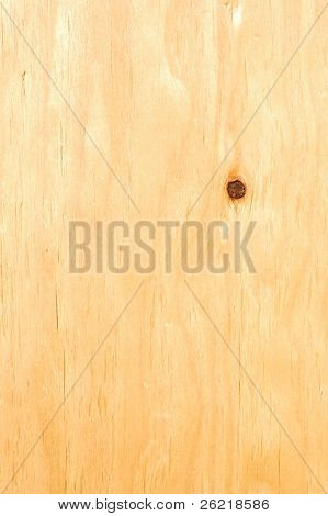 A sheet of CDX plywood sheathing for a background