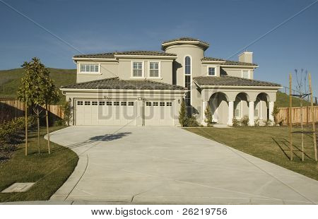 Executive home in Northern California