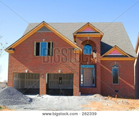 New Brick Home 2a
