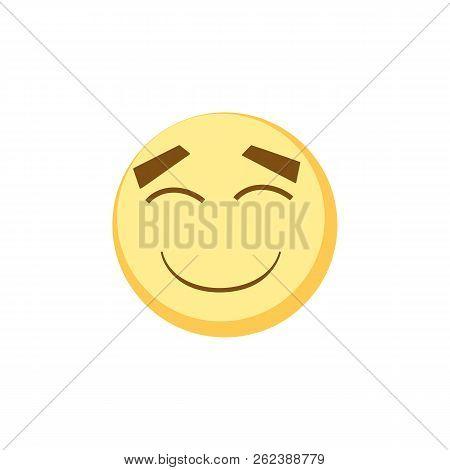Yellow Emoji Icon App Vector & Photo (Free Trial) | Bigstock