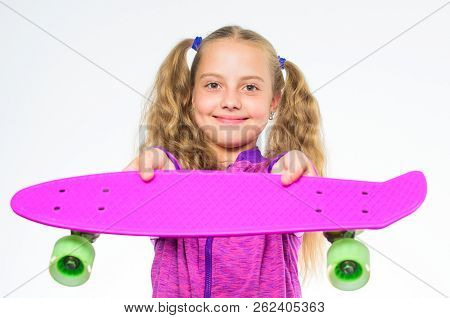 Penny Board Of Her Dream. Best Gifts For Kids. Ultimate Gift List Help Pick Perfect Present For Girl