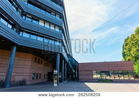 Hotel Du Departement In Strasbourg, France