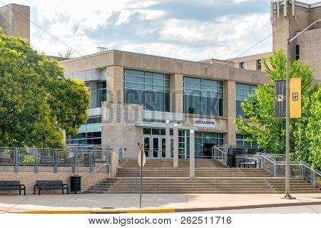 Hudson, Rollins, Gillett Residence Hall At The University Of Missouri