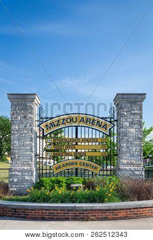 Mizzou Arena And Hearnes Center At University Of Missouri