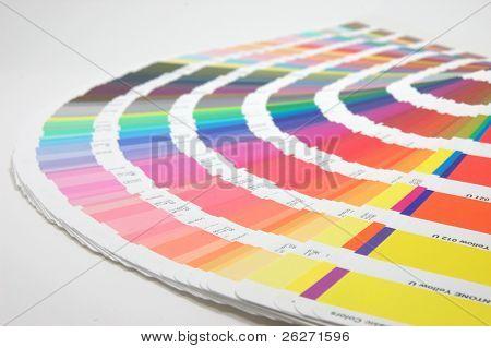 Color guide for design