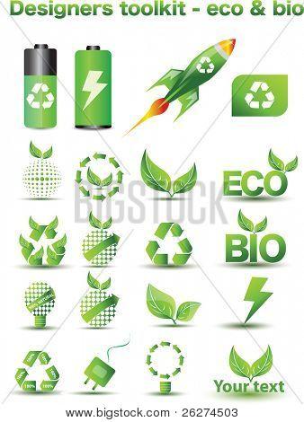 Designers toolkit - eco & bio