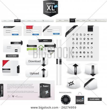 Pathmaster serie - colección gráfica de xl