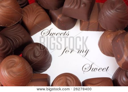 Chocolate Candy For My Love