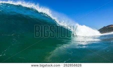 Ocean Wave Water Photo