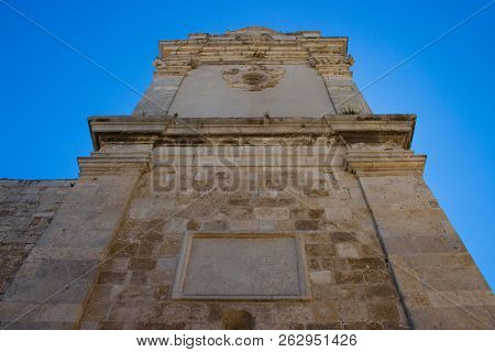 The Church Of Santa Maria Assunta Is The Cathedral Of Vieste And Co-cathedral Of The Archdiocese Of
