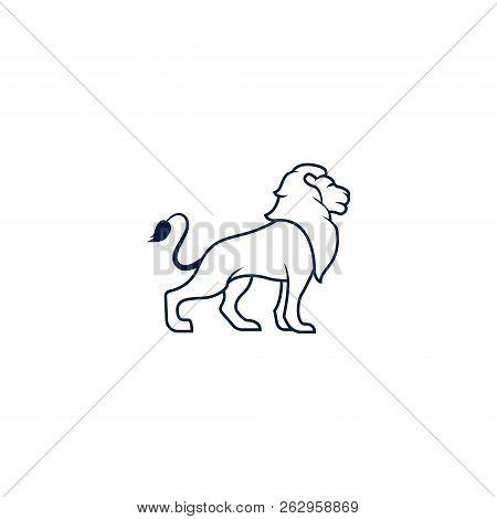 Lion. Lion icon. Lion logo. Lion vector. Lion icon vector. Lion Shield Logo. Lion vector icon. Lion Head logo. Lion King. Luxury Lion Logo. Lion Emblem Logo. Lion Head. Lion Crest vector isolated flat on white background.