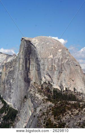Half Dome Rock