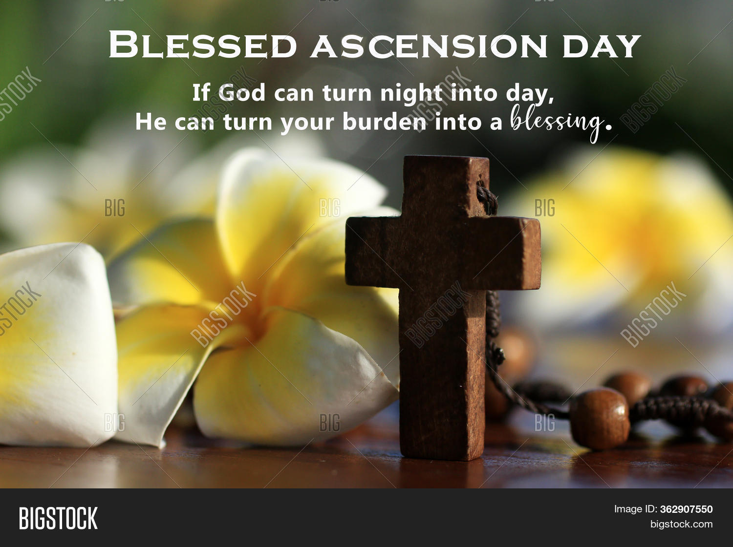 Blessed Ascension Day Image & Photo (Free Trial) | Bigstock