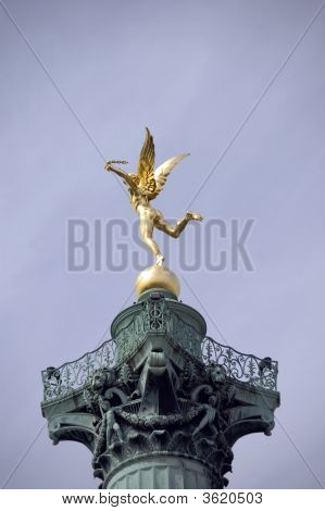 Bastille Monument, Paris France