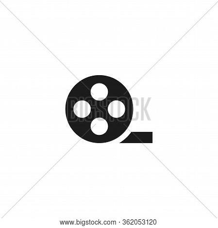 Vector Icon Videotape 10 Eps . Lorem Ipsum Illustration Design