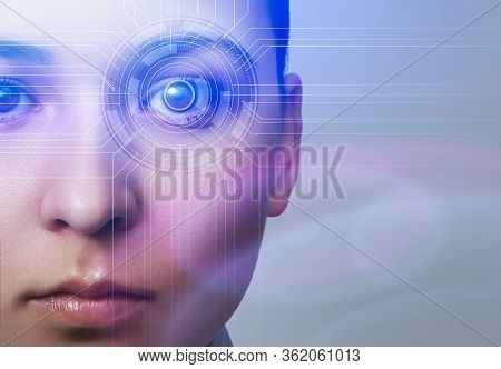 Scanning Of The Eye Retina For The Recognition Of People Through Biometrics And The Advancement Of F