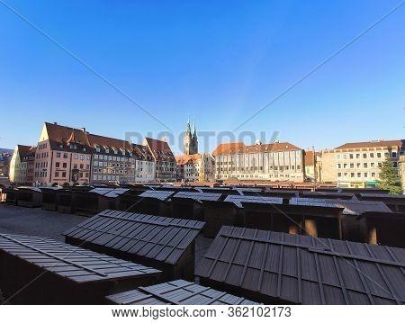 Nuremberg Christmas Market - Sebalduskirche