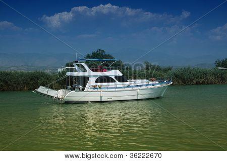 Large Luxury Motor Yacht