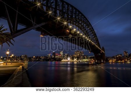 12th February 2020 In Sydney, Australia. A German Photographer Visiting Sydney In Australia, Taking