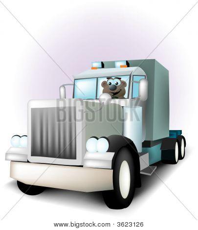 Trucker Bear