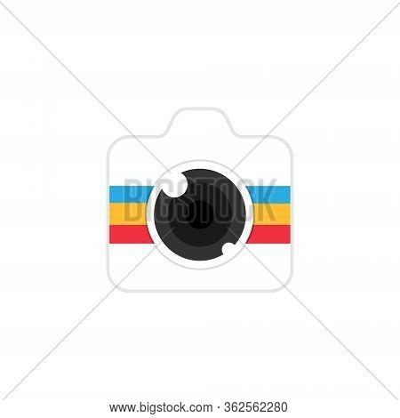 Camera, Camera Logo, Camera Vector, Camera Logo vector, Camera lens Logo, Camera Logo set, Camera vector Logo, Camera app Logo. Camera Logo Vector Illustration. Photo Camera Logo flat design vector for web icons, symbol, sign, app, UI.
