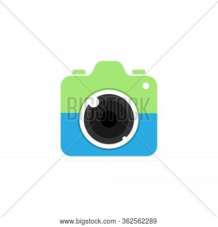Camera, Camera Logo, Camera Vector, Camera Logo vector, Camera lens Logo, Camera Logo set, Camera vector Logo, Camera app Logo. Camera Logo Vector Illustration. Photo Camera Logo flat design vector for web icons, symbol, sign, app, UI.