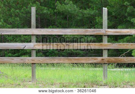 horse fence