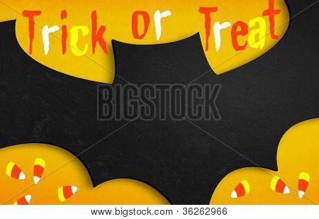 Bat - Trick or treat