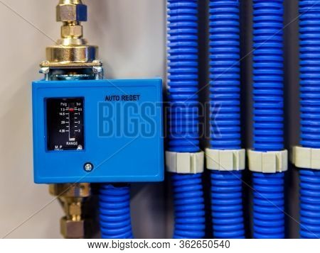 Pressure Switches In The Pipeline, To Control Pressure In The Pipeline