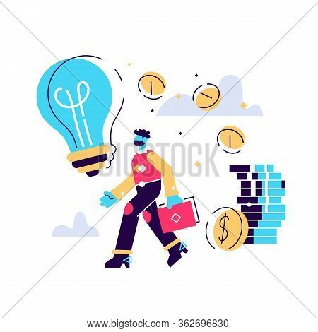 Capital Investment, Sponsorship. Money Donation, Startup Funding, Financial Support. Philanthropy De