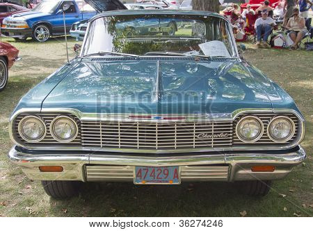 1964 Chevy Impala Front View