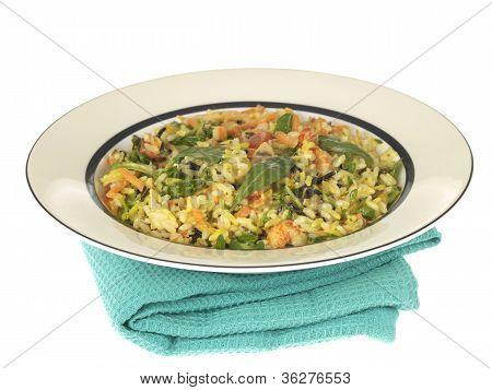 Crayfish and Mango Salad