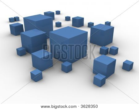 Blue Boxes In Chaos