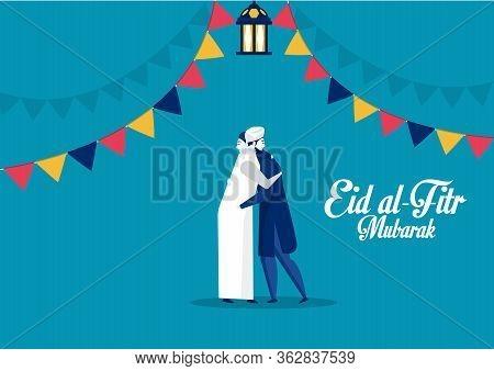 Eid Al Adha Mubarak Text On The Occasion Of Muslim Festival Eid