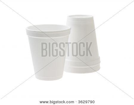 Disposable Styrofoam Cups