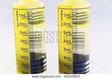 Two Syringes