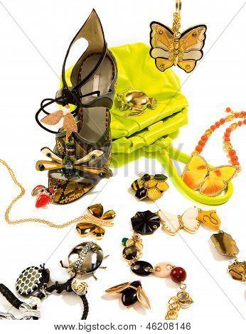 Bugs Fashion Composition