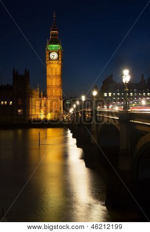 Reflections of Westminster