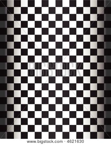 Seamless Checkerboard Background