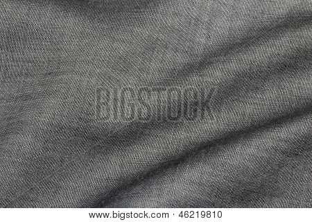 elegant gray cotton fabric texture
