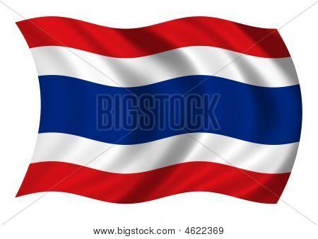 Thailand Flag Of