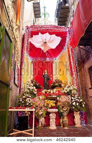 Santuzza Santa Rosalia