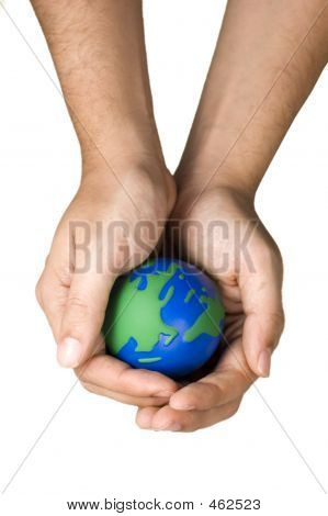 Planet In Your Hands