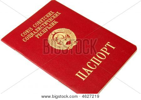 Ussr Passport
