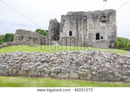 Dundonald Castle, Ayrshire, Scotland