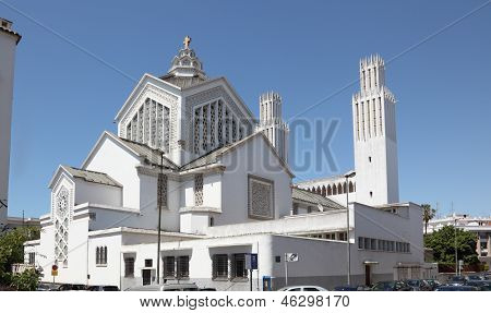 Cathedral In Rabat, Morocco